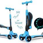 Los Mejores Patinetes eléctricos de tres ruedas