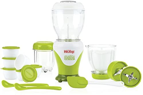 Mejores Robot de cocina Nuby
