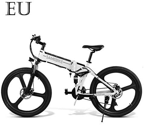 Las Mejores Bicicletas plegables Bicicleta eléctrica plegable