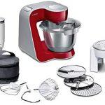 Mejores Robot de cocina bosch mum58720
