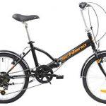 Las Mejores Bicicletas plegables de aluminio