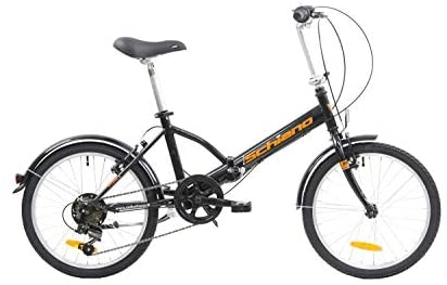 Las Mejores Bicicletas plegables Bicicleta paseo