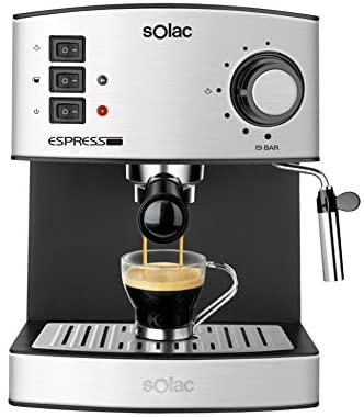 Las Mejores Cafeteras express Solac