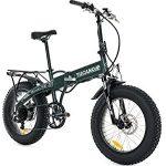 Las Mejores Bicicletas plegables para gordos