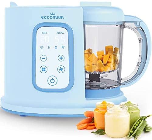 Mejores Robots de cocina para bebés