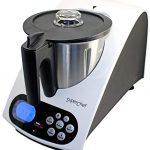 Mejores Robot de cocina moulinex vs thermomix