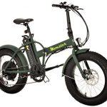 Las Mejores Bicicletas plegables Fatbike eléctrica