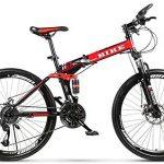 Las Mejores Bicicletas plegables MTB junior