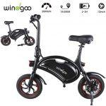 Las Mejores Bicicletas plegables electricas xiaomi
