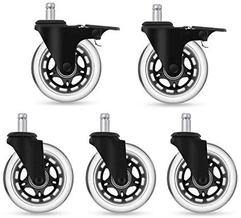 Las Mejores Sillas gaming con ruedas de goma