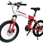 Las Mejores Bicicletas plegables con amortiguacion