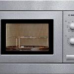 Los Mejores Microondas integrable bosch hmt72g650