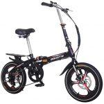 Las Mejores Bicicletas plegables BMX todoterreno