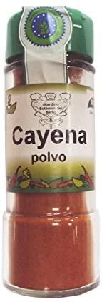 Mejores Pimienta de cayena