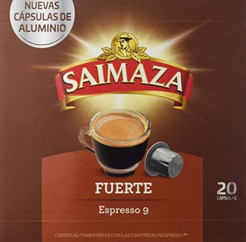 Mejores Capsulas marcilla nespresso