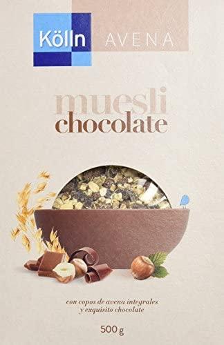 Mejores Muesli chocolate