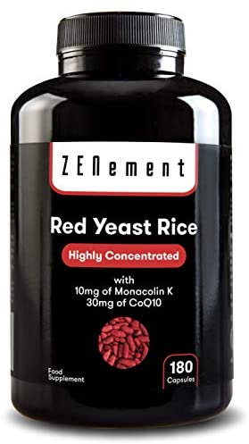 Mejores Levadura roja de arroz