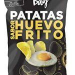 Mejores Patatas fritas sabor huevo frito