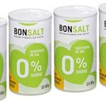 Mejores Sal sin sodio