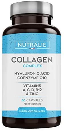 Mejores Capsulas colageno y acido hialuronico de