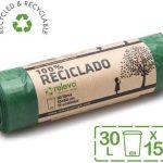 Mejores Bolsas de basura biodegradables