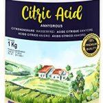 Mejores Acido citrico comprar