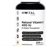 Mejores Vitamina e