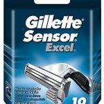 Mejores Gillette sensor excel