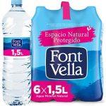 Mejores Precio agua font vella
