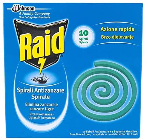 Mejores Espirales antimosquitos
