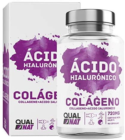 Mejores Capsulas colageno y acido hialuronico