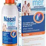 Mejores Agua de mar nasal