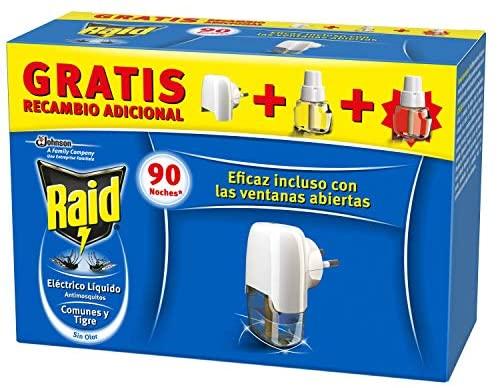 Mejores Antimosquitos electrico