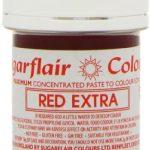 Mejores Colorante alimentario rojo