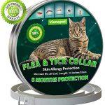 Mejores Antipulgas gatos de