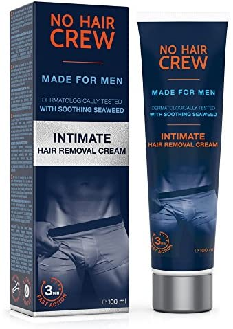 Mejores Crema depilatoria para hombres genitales