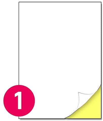 Papel adhesivo para imprimir