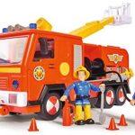 Camion sam el bombero