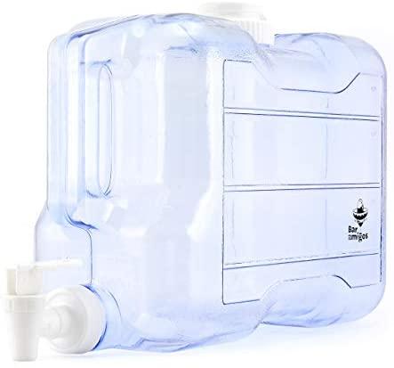 Dispensador de agua para nevera