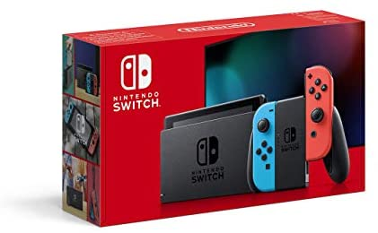 Nintendo switch oferta