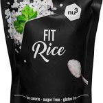 Algas con arroz