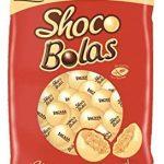 Bolas de cereal con chocolate