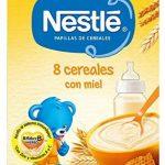 Cereales de miel