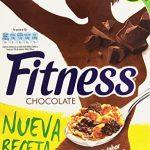 Cereal trigo chocolate