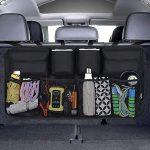Organizador maletero coche