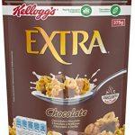 Cereales integrales con chocolate